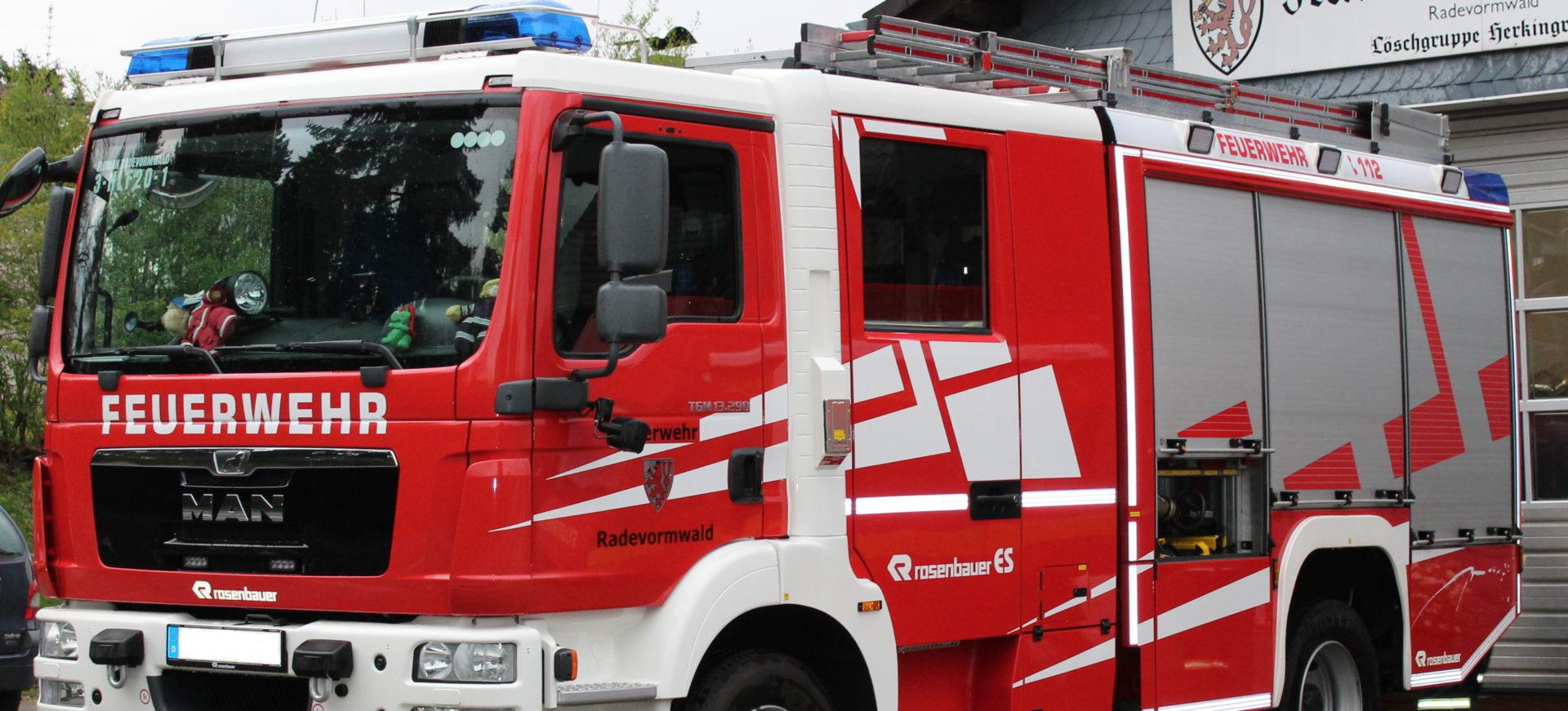 Freiwillige Feuerwehr – Löschgruppe Herkingrade
