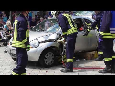 [Übungen] Blaulichttag 2018 der Feuerwehr Radevormwald